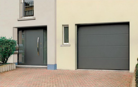 A tournai nos portes d 39 entrees en alu toutes portes for Porte garage hormann