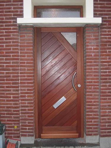A tournai nos portes d 39 entrees en bois toutes portes for Porte yannick